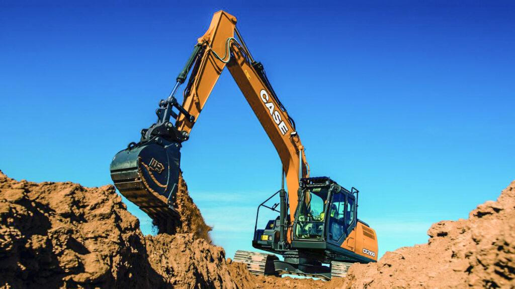 Case normaaliperäiset telakaivukoneet CX210D, maarakennustöihin, Case construction, maarakennus, maarakennuskoneet, kaivukoneet, kaivinkoneet, normaaliperäiset telakaivukoneet, konevuokraus, konemyynti, konevuokraamo, Rentti