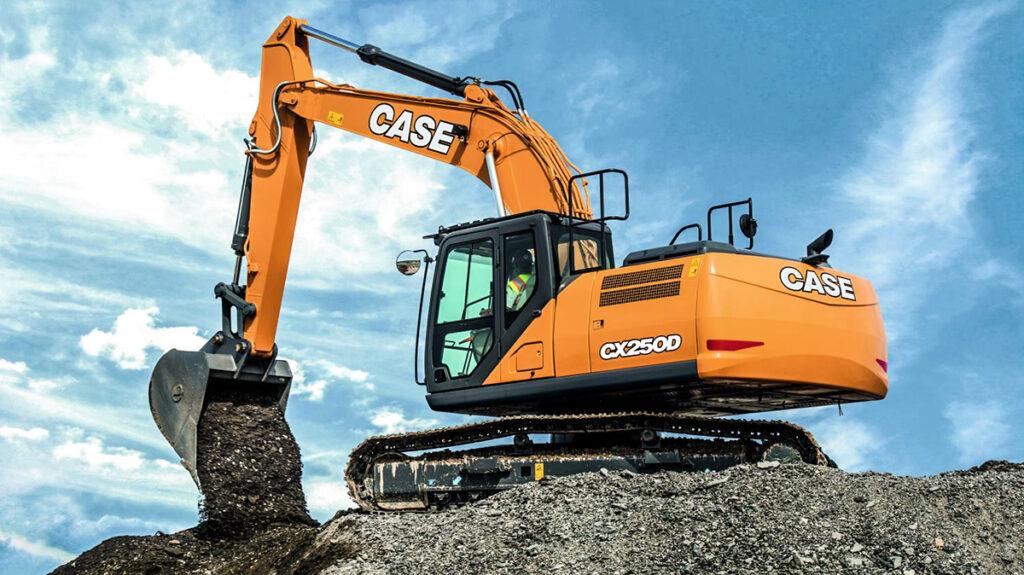 Case normaaliperäiset telakaivukoneet CX250D, maarakennustöihin, Case construction, maarakennus, maarakennuskoneet, kaivukoneet, kaivinkoneet, normaaliperäiset telakaivukoneet, konevuokraus, konemyynti, konevuokraamo, Rentti