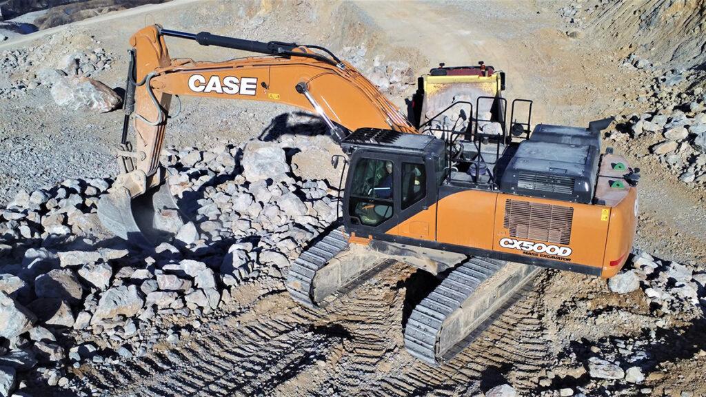 Case normaaliperäiset telakaivukoneet CX500D, maarakennustöihin, Case construction, maarakennus, maarakennuskoneet, kaivukoneet, kaivinkoneet, normaaliperäiset telakaivukoneet, konevuokraus, konemyynti, konevuokraamo, Rentti