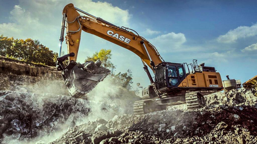 Case normaaliperäiset telakaivukoneet CX750D, maarakennustöihin, Case construction, maarakennus, maarakennuskoneet, kaivukoneet, kaivinkoneet, normaaliperäiset telakaivukoneet, konevuokraus, konemyynti, konevuokraamo, Rentti