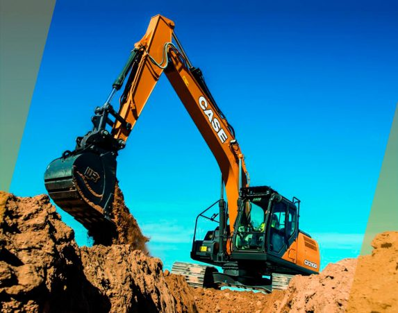 Case normaaliperäiset telakaivukoneet CX210D maarakennustöihin, Case construction, maarakennus, maarakennuskoneet, kaivukoneet, kaivinkoneet, normaaliperäiset telakaivukoneet, konevuokraus, konemyynti, konevuokraamo, Rentti