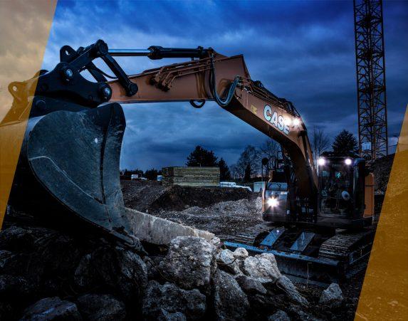Case lyhytperäiset telakaivukoneet CX245D maarakennustöihin, Case construction, maarakennus, maarakennuskoneet, kaivukoneet, kaivinkoneet, lyhytperäiset telakaivukoneet, konevuokraus, konemyynti, konevuokraamo, Rentti