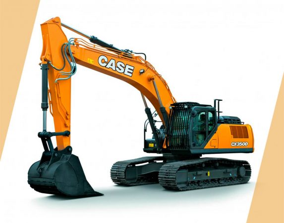 Case normaaliperäiset telakaivukoneet CX350D maarakennustöihin, Case construction, maarakennus, maarakennuskoneet, kaivukoneet, kaivinkoneet, normaaliperäiset telakaivukoneet, konevuokraus, konemyynti, konevuokraamo, Rentti