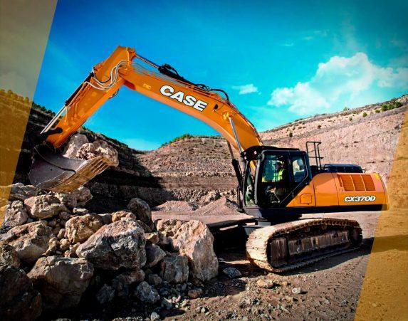 Case normaaliperäiset telakaivukoneet CX370D maarakennustöihin, Case construction, maarakennus, maarakennuskoneet, kaivukoneet, kaivinkoneet, normaaliperäiset telakaivukoneet, konevuokraus, konemyynti, konevuokraamo, Rentti