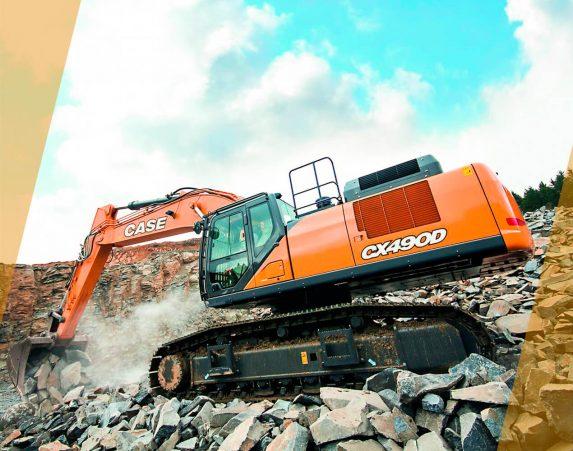 Case normaaliperäiset telakaivukoneet CX490D maarakennustöihin, Case construction, maarakennus, maarakennuskoneet, kaivukoneet, kaivinkoneet, normaaliperäiset telakaivukoneet, konevuokraus, konemyynti, konevuokraamo, Rentti