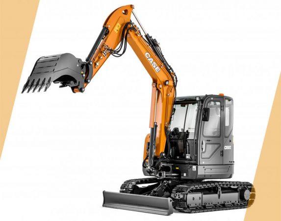 Case minikaivukone CX60C maarakennustöihin, Case construction, maarakennus, maarakennuskoneet, kaivukoneet, kaivinkoneet, minikaivukoneet, konevuokraus, konemyynti, konevuokraamo, Rentti