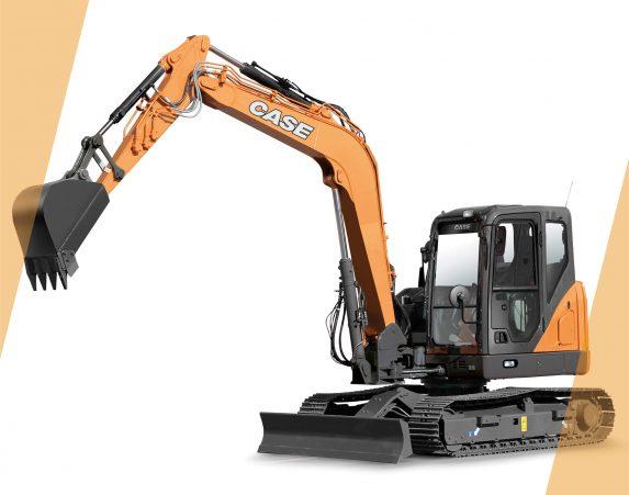Case midikaivukone CX85D maarakennustöihin, Case construction, maarakennus, maarakennuskoneet, kaivukoneet, kaivinkoneet, midikaivukoneet, konevuokraus, konemyynti, konevuokraamo, Rentti